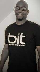 BIT Black Tshirt